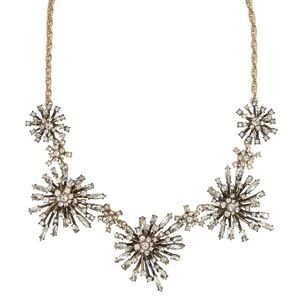 Banana Republic starburst necklace